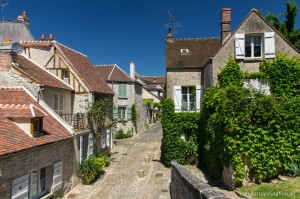 Vieille ville- Senlis, France