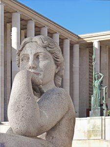 Sculptures Palais de Tokyo