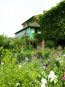 Claude Monet's 2nd workshop in Giverny, France