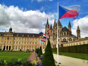 Abbaye des Hommes à Caen