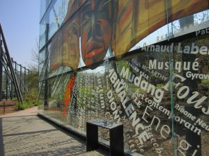 The Quai Branly Museum, Paris, France
