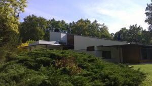 Maison Louis Carré par Alvar Aalto, Bazoches sur Guyonne