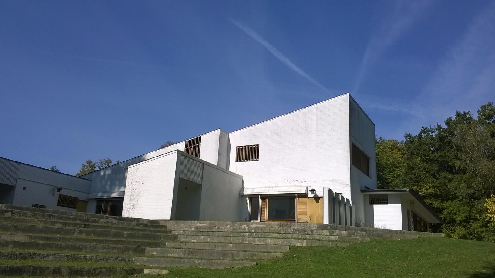 Meuble Salle De Bain Pierre Et Bois ~ Maison Louis Carre Alvar Aalto Architecture Conceptions De La