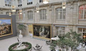 Musée des Beaux Arts - Jardin d'hiver