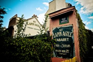 Cabaret-Lapin agile-Montmartre