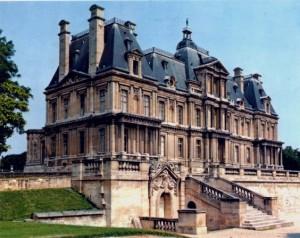 Le Château de Maisons- Laffitte, Paris region, France