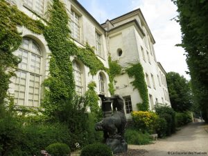 Maurice Denis Museum, Saint Germain en Laye, Paris region, France