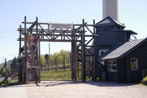 Concentration camp Struthof Naitzweiler, Alsace, France