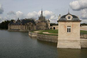 Château de Chantilly, Région parisienne, France