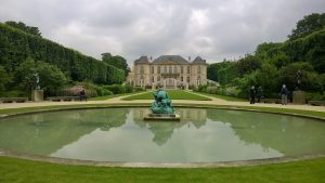 Musée Rodin-sculptures-guided-visit-in-the-gardens
