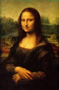 Mona Lisa- La Joconde