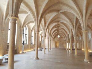 Collège des Bernardins, Latin quarters, Paris, France