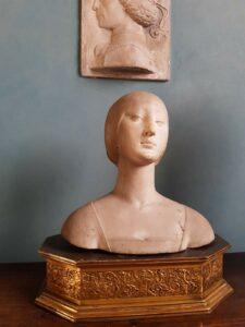 Musée Jacquemart-André, Italian sculpture, Paris, France