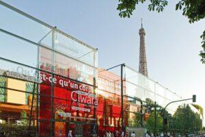 Museum Quai Branly Jacques Chirac Paris