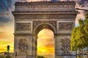 Arc of Triumph Place Charles de Gaulle Paris