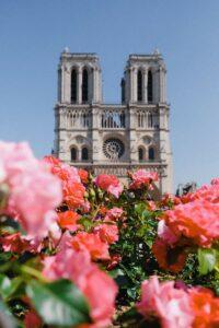 Notre Dame's Cathedral Paris, île de la Cité