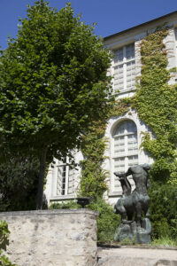 Visit Maurice Denis Museum, its gardens and its beautiful decorated chapel